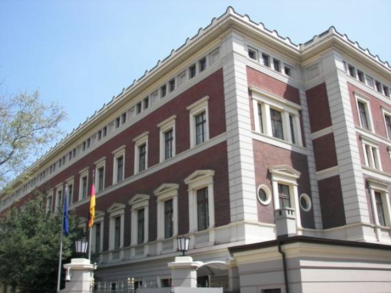 Consulado Alemania Turquia