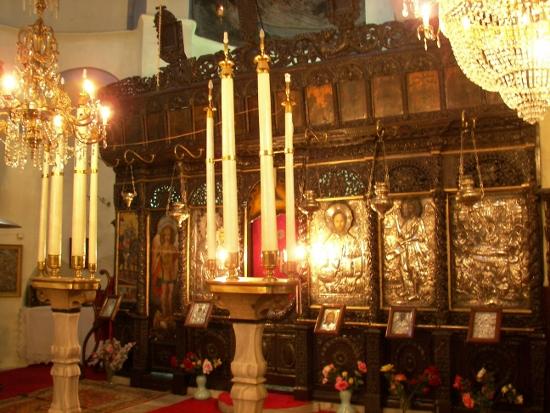 Santa María de los Mongoles Estambul