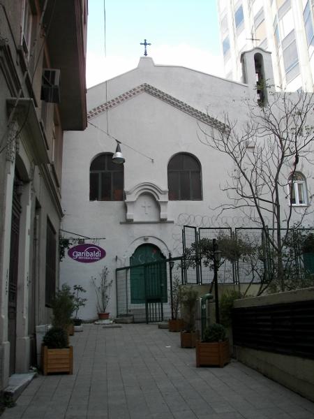Iglesia Católica Armenia Estambul