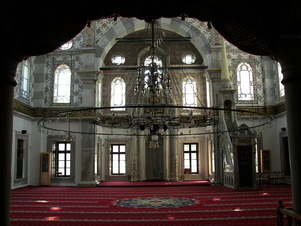 Gran mezquita de Selimiye