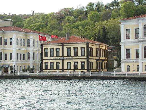 Liceo kabatas Estambul