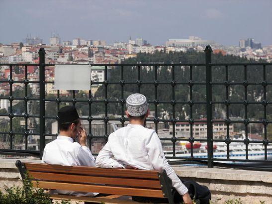Religiosos turcos