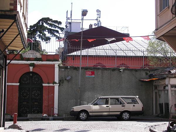 Sinagoga Ahrida