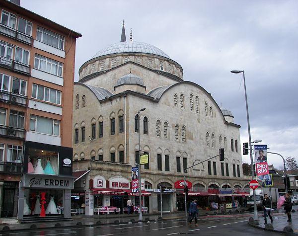 Mezquita de Söğütlüçeşme Estambul