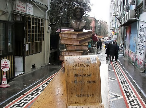 Ali Suavi Estambul