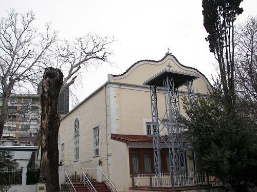 Iglesia ortodoxa Kadiköy
