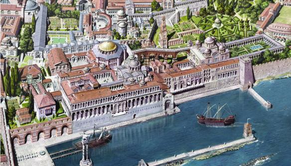Bukoleon Constantinopla