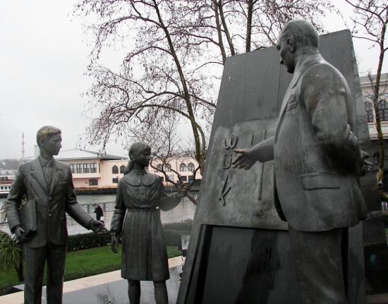 Atatürk lengua turca