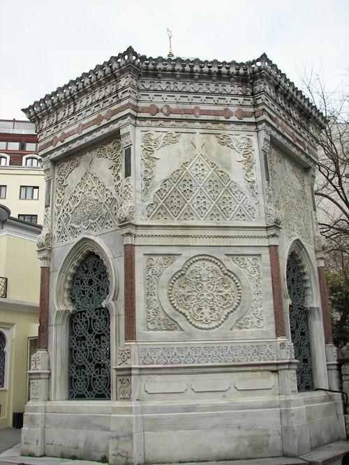 Tumba más bella Estambul
