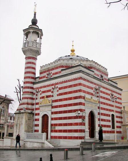 Nalli Mescid Estambul