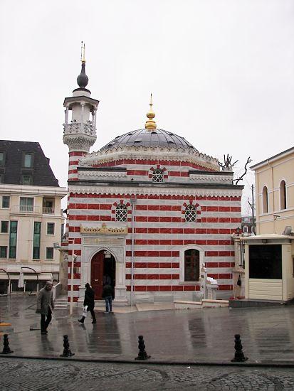 Mezquita Vilayet Estambul