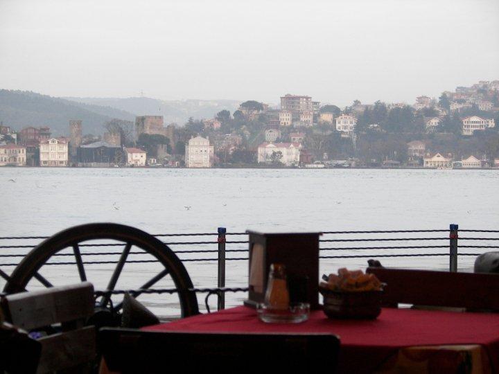Bósforo Estambul