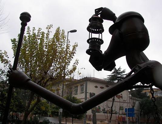 Berkin Elvan estatua
