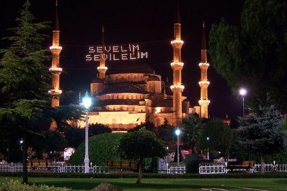 Mahya Estambul