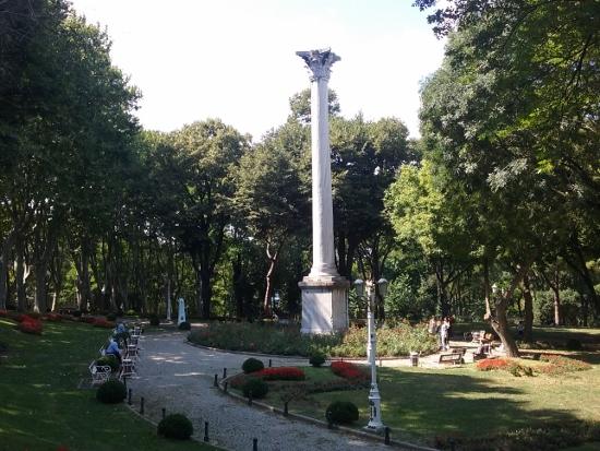 Columna de los Godos Estambul