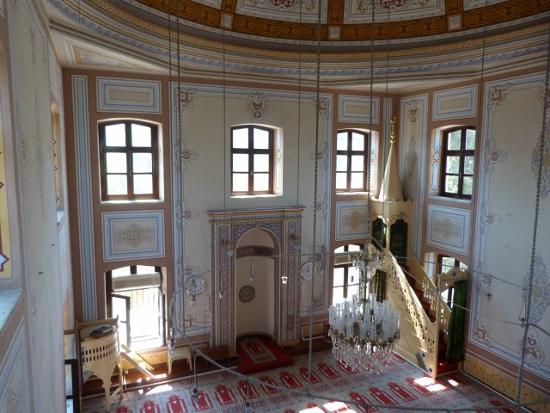 mezquita buyukada
