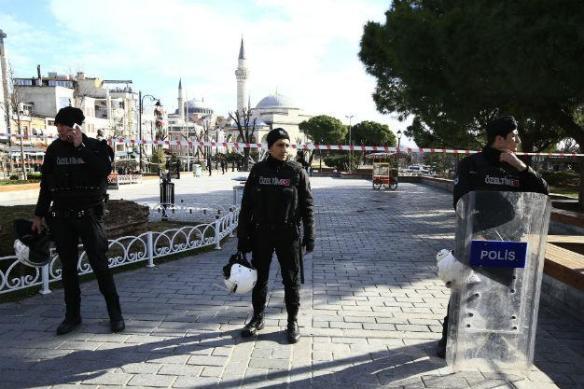 Atentado Estambul
