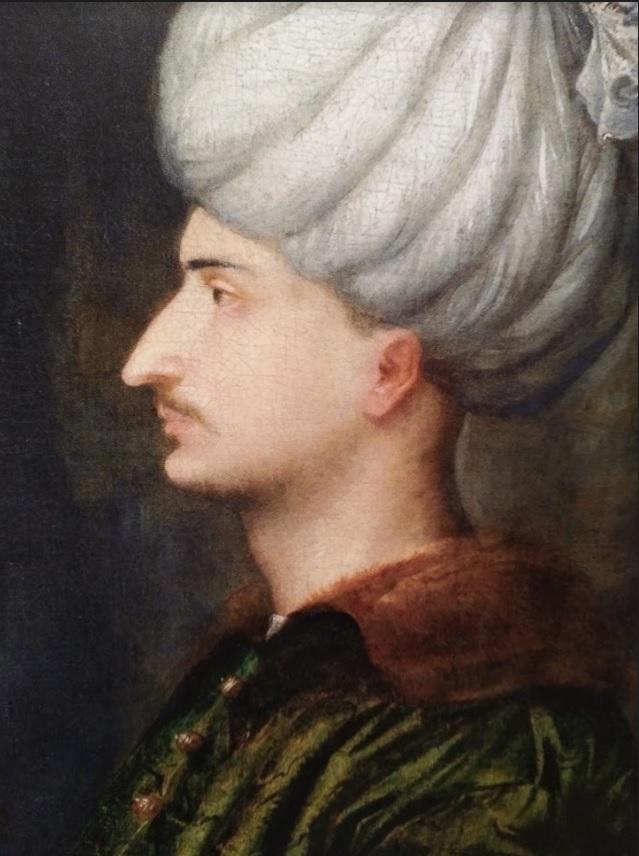 Suleiman Tiziano