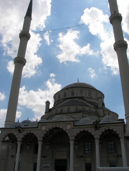 Mezquita Nueva de Florya