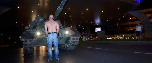 golpe estado Turquía