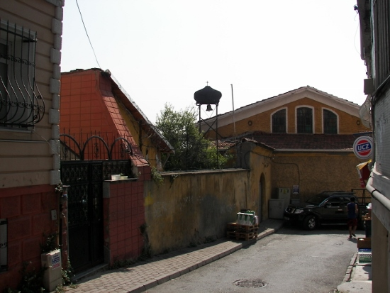 Samatya Aya Mina Rum Ortodoks Kilisesi