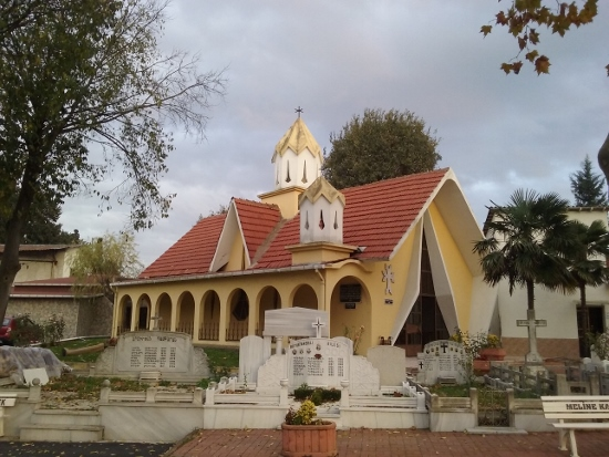 Cementerio armenio