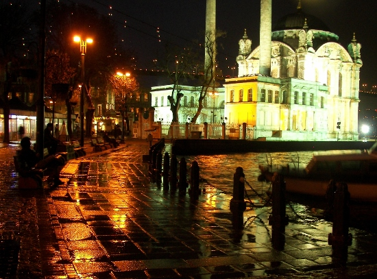 Ortaköy Estambul