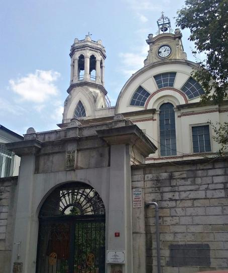 Aya Kostantin Istanbul