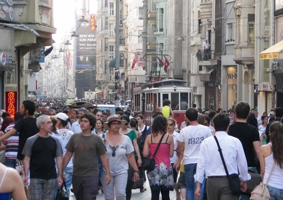 İstiklâl Estambul