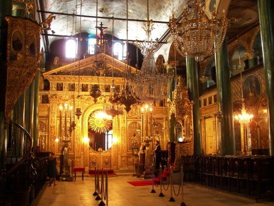 Iglesia Taksim