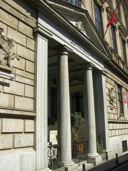 Liceo griego Beyoglu