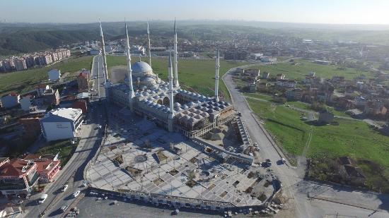 Mezquita 6 alminares