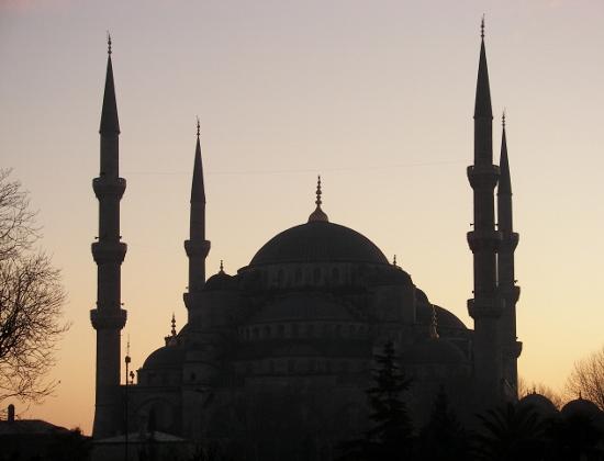 Mezquita de Sultan Ahmet