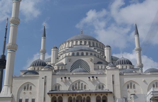 Gran mezquita de Estambul