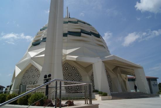 Marmara İlahiyat Camii