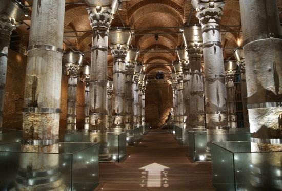 Cisterna de Teodosio