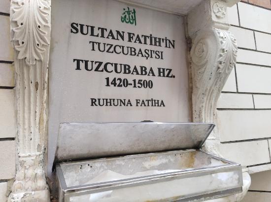 Tuzbaba Estambul