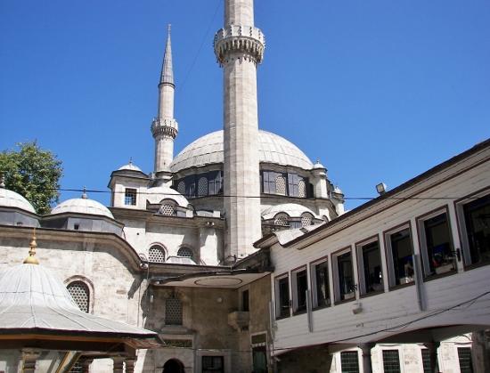 Eyüp Sultan mezquita