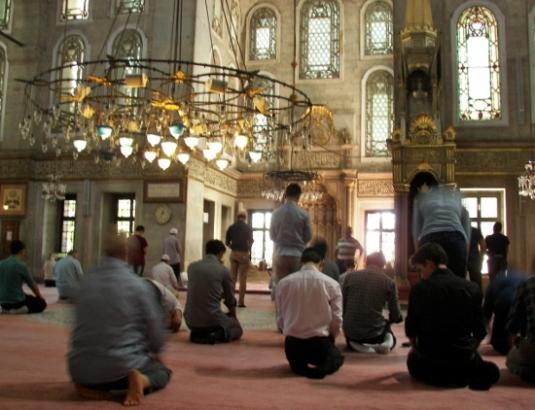 mezquita de eyup