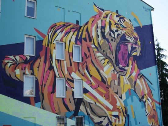 tigre Estambul