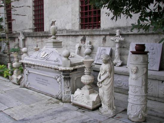 tumbas bizantinas
