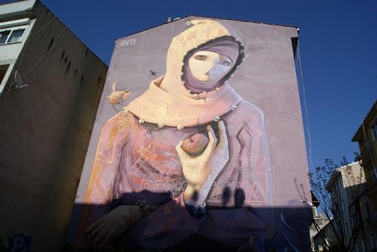 urban art kadikoy