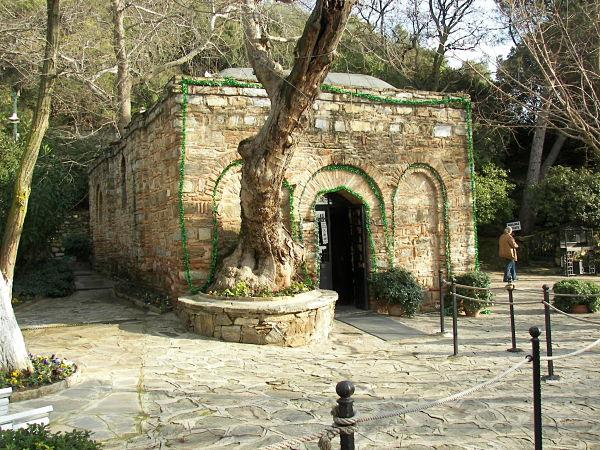 Virgen Maria Efeso