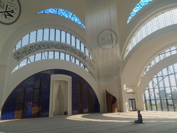 Mezquita de ITÜ