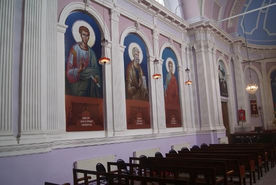 Armenian church Istanbul