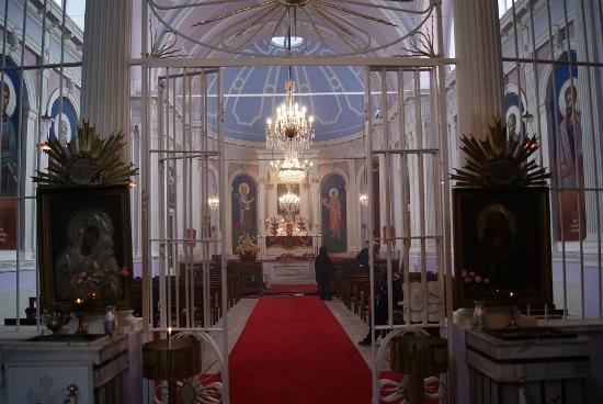 Iglesia armenia de Kuzguncuk