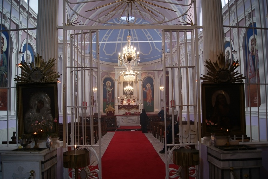 Surp Krikor Lusavoriç Kilise