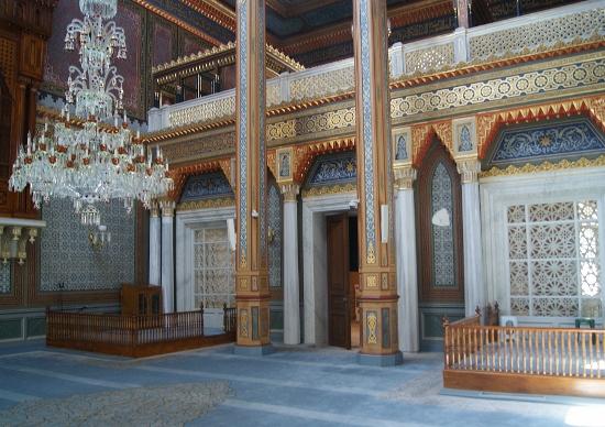 Mezquita de Yıldız Hamidiye