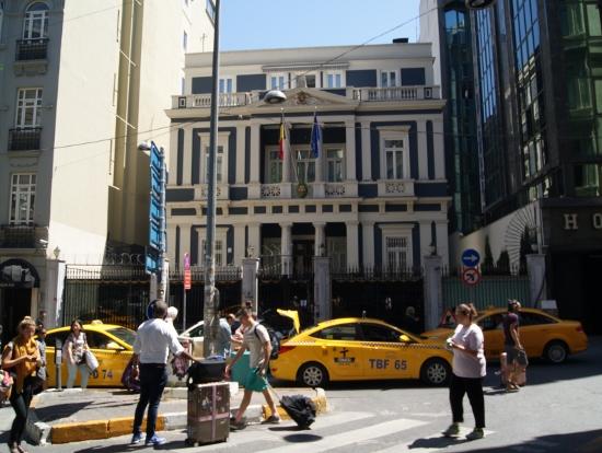 Belgium Consulate Istanbul