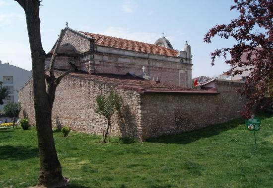 Iglesia armenia en Estambul